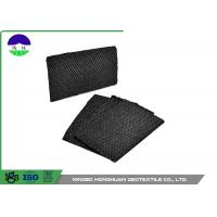 China Recyclable High Strength Woven Geotextile , Geotextile Fabric For Gravel Driveway wholesale