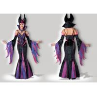 China Women'S Witch Cosplay Halloween Adult Costumes Dress  Clubwear wholesale