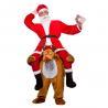 China Paseo de la Navidad en los trajes animales adultos de los ciervos para el partido de Halloween wholesale