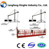 China steel structure platform/ access suspended platform/ powered suspended platform wholesale