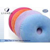 China Cutomized memory foam cushion / donut hemorrhoid seat cushion , High density wholesale