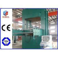 Frame Type Rubber Vulcanizing Equipment 16MPa Working Oil Pressure