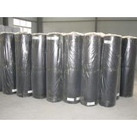 China 2MPa Black Color Silicone Rubber Sheet / SBR Rubber Sheet Industrial Grade wholesale