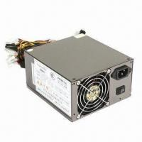 China 400W Real ATX Power Supply with 100 to 240V AC Input Voltage wholesale