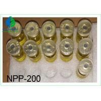 China Steroids grape seed oil / mct oil Nandrolone Phenylpropionate / NPP 200mg /ml  For Building Body wholesale