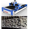 China Cortadora plateada de metal del laser de la fibra con grueso hasta los 20cm wholesale