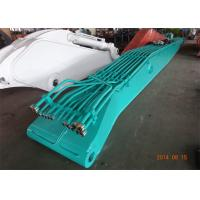 China Kobelco SK480 Excavator Demolition Boom With 25 Meters 6 Ton Counter Weight wholesale