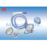 China Gasket Air Valve Anesthesia In First Aid Anesthesia Face Mask Assisted Respiration wholesale