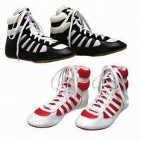 China Wrestling Shoes, Customized Sizes are Welcome wholesale