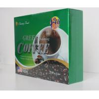 China beauty fruit green slimming coffee weight loss coffee wholesale