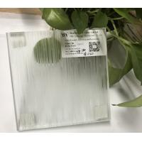 China Ultra-white Acid  Etch Glass 10mm  Home Design Frosted  Tempered Decorative  Glass wholesale