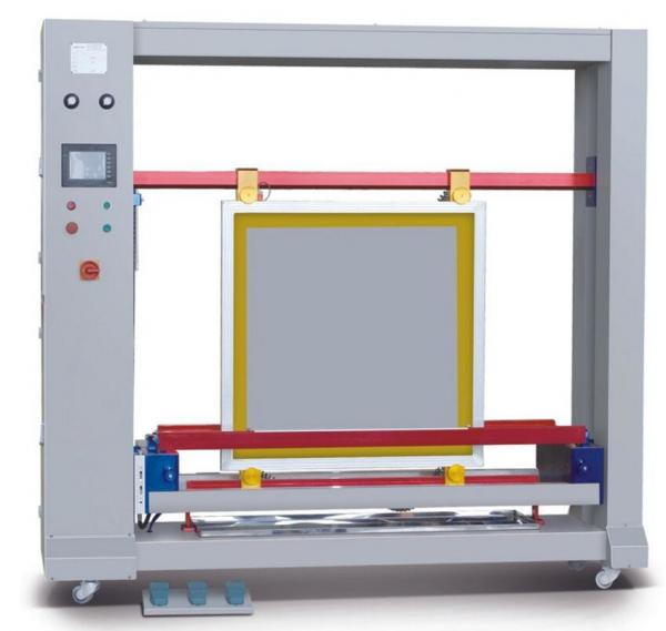 Quality High Precision Automatic Silk Screen Printing Machine For Photographic Stencil Emulsions for sale