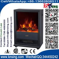 electric fireplace heater stove Movable  EF340 Metal Heater hot sale indoor heater room heater flame effect