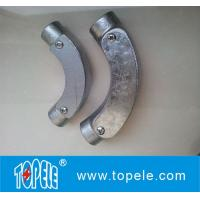 China BS4568 Conduit Fittings 20mm/25mm BS4568 Malleable Iron Inspection Elbow, British Standard Bends on sale