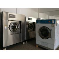 Buy cheap Card Operated Commercial Laundry Machine , 50 Rpm Coin Laundry Machine from wholesalers