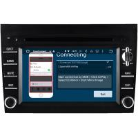 Buy cheap Quad Core 1.6GHZ Car Radio GPS Navigation , Android Car DVD Player Stereo For Porsche 911 2004 - 2012 from wholesalers