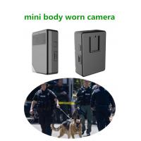 Buy cheap Super HD 1080P night vision body cameras on police with built-in gps wifi and auto infrared LED from wholesalers