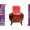 China Sillas del asiento de la audiencia del auditorio de la sala de conferencias de la conferencia con el espacio del sistema audio wholesale