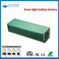 China best-seller electronic ballast 1000w 240v for sodium and metal wholesale