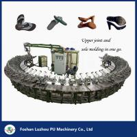 China pu pouring machines for footwear soles wholesale