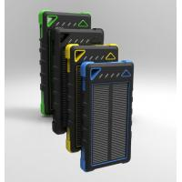 China HOT ! 8000mAh Dual USB Portable Solar Battery Charger Power Bank For Cell Phone wholesale