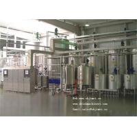 China 300 KG / H Turn Key Milk Powder Production Line For Pillow Bag Package on sale