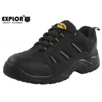 China men's sport safety shoes  steel toe work shoes hiking shoes athletic safety boots on sale