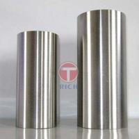 China Titanium / Titanium Alloy Structural Steel Pipe Bars Billets High Strength wholesale