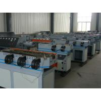 China Single Wall Corrugated Plastic Corrugated Pipe Extruding  Machine With Large Diameter on sale