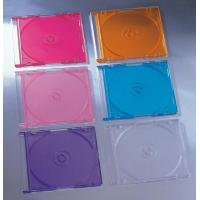 China CD Jewel Case with Color Tray (CC-52) on sale
