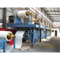 China 3 phase 1200mm Continuous PU Sandwich Panel Production Line Automatic wholesale