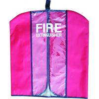 China Red Fire Extinguisher Protection Cover Water Proof Dust Proof For Outdoor wholesale