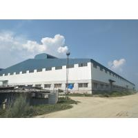 China Large Garage Workshop Buildings Metal Workshop Building With Concrete Ground Floor wholesale