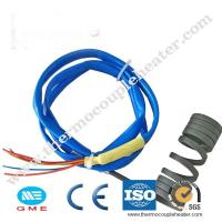 Buy cheap Hot Runner System Spring Induction Coil Heater For Plastic Injection Machine from wholesalers