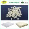 China Pegamento caliente no tejido del derretimiento del colchón, pelotillas calientes del derretimiento para la resistencia de agua del sofá wholesale
