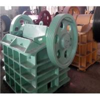 Buy cheap 110KW Jaw Crusher Machine 72 - 130 T / H  Mobile Stone Crusher In Cement Plant from wholesalers
