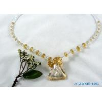 China Crystal Necklace Jewellery on sale