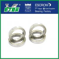 China Professional Miniature Deep Groove Ball Bearings For Home Appliance Low Noice wholesale