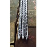 Buy cheap Parallel twin screw barrel for extruder/Battenfeld for PE extrusion line/PVC extruder parallel screw barrel from wholesalers