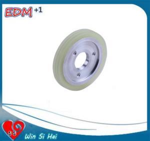 China 6EC100B404 /15EC100B404 N416 Fanuc EDM Spare Parts Grppve Tension Roller  104*30*14 on sale