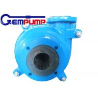 China High Chrome 4/3D-Ah OEM Water Pumps / Chemical Industry pump wholesale