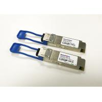 China SR4 100G QSFP28 Transceiver 100M ON OM4 For Ethernet And Data Center wholesale