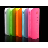 China Power Bank 5600mAh USB External Mobile Backup Powerbank Battery for iPhone iPod iPad mobile Phone Universal Charger wholesale