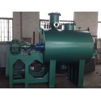China 5000 Litre Vacuum Drying Equipment Harrow Dryer Stirring Rod With Heating Jacket wholesale
