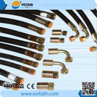 China China High quality high pressure hydraulic hoses and fittings wholesale