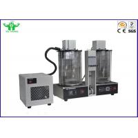 Buy cheap ASTM D892 Oil Analysis Equipment Foaming Tendency Bath Apparatus With Cooler 24 And 93.5 from wholesalers