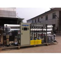 China 35,000 liter / Hour pure water treatment system for drinking & beverage wholesale