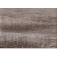 Low Gloss Wood Luxury Vinyl Flooring 3mm - 5mm Easy Install Vinyl Floor Covering