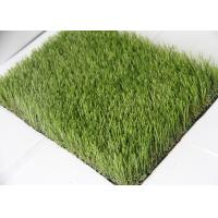 China Professional Real Looking 30MM Artificial Grass Outdoor Carpet Latex Coating wholesale