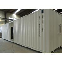 China Modified 40 Feet Prefab Steel Houses Shipping Container For Mining Company wholesale